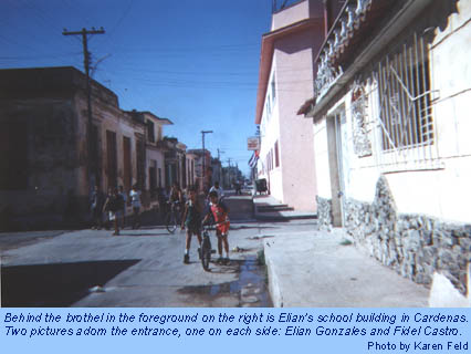 Elian's hometown.