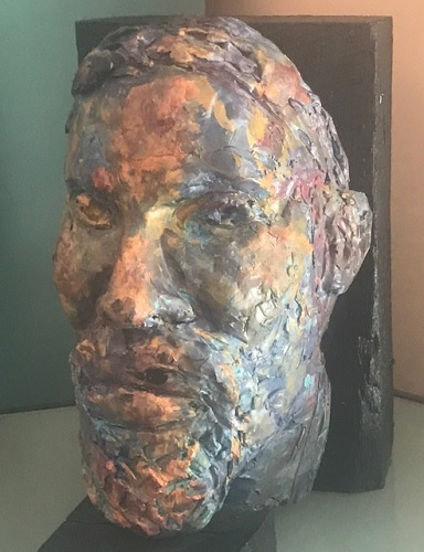 Terracotta Portrait