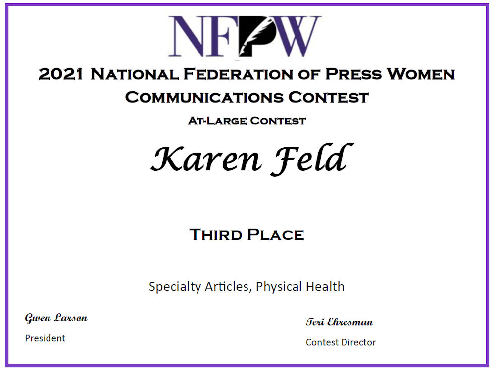 Third Place Physical Health