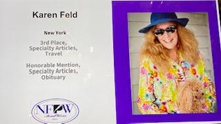 Karen Feld Awards 2021